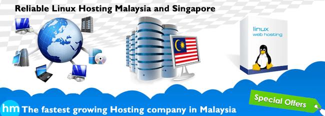 linux hosting Malaysia