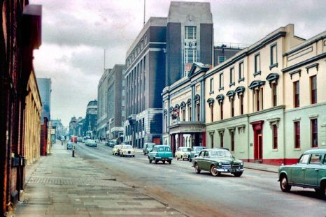 Newhall Street 1960