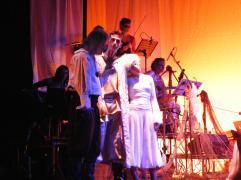 """The rime of the ancient mariner"", teatro Verdi 16.12.12. Photo by Maurizio Cavalca"