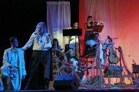 """The rime of the ancient mariner"", teatro Verdi 16.12.12. Photo by Francesca Zanetta"