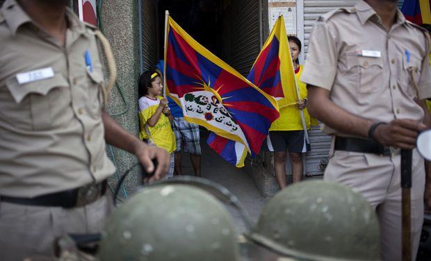 India China Tibet_Kand