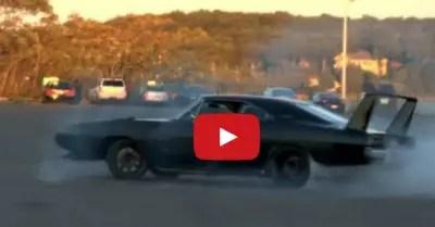dodge daytona muscle car