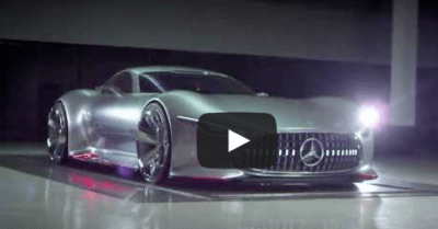 mercedes benz amg concept super car