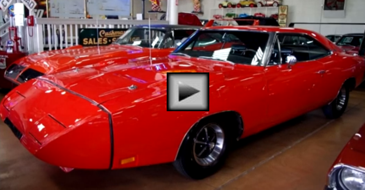 1969 Dodge Charger Daytona 440 V8 Mopar Muscle Car