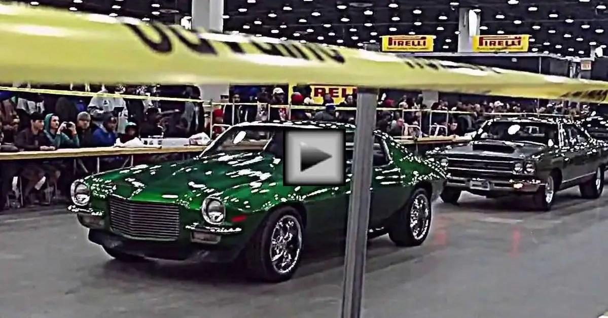2014 detroit autorama muscle cars