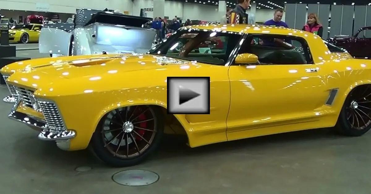 buick riviera autorama muscle car