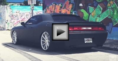 dodge challenger muscle car 22