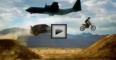 sick car stunts
