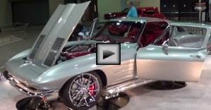 1963 Corvette coupe hot rod