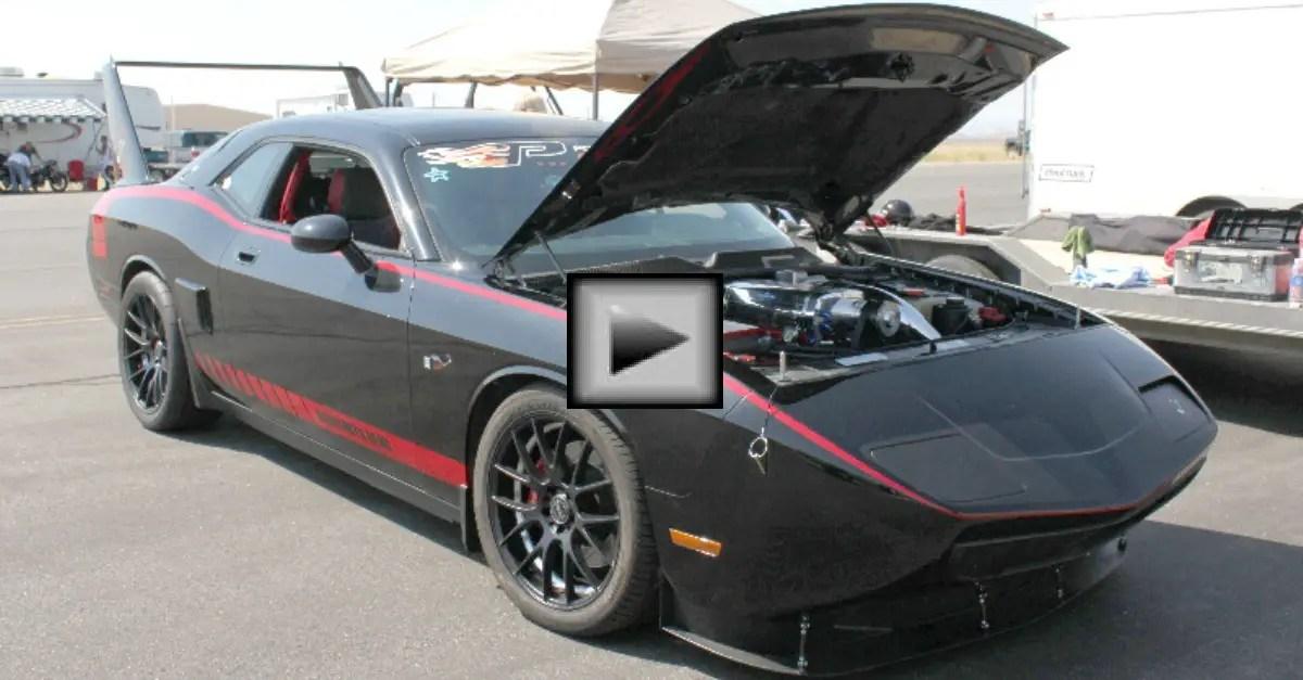 2008 dodge challenger daytona mopar muscle cars