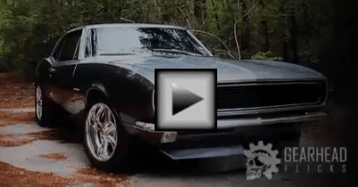 American Muscle Car 1967 Camaro