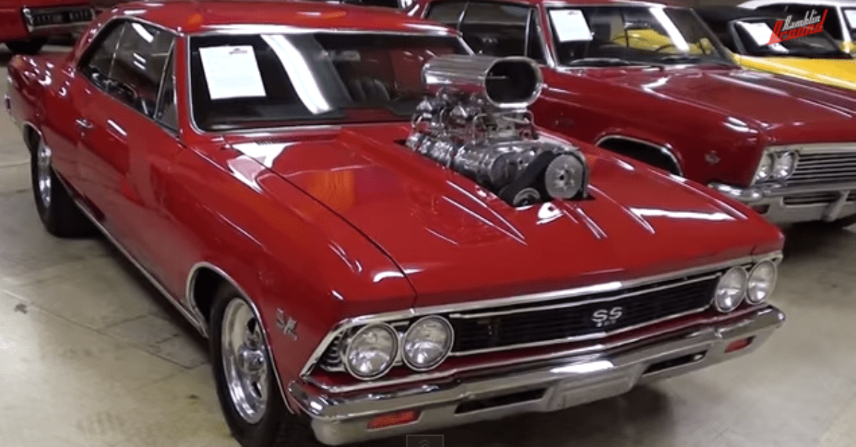 1966 chevy Chevelle Pro Street 462 Big block american muscle car