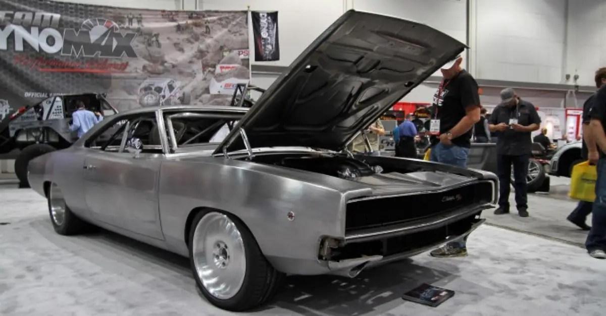2000 hp dodge charger Maximus Mopar muscle car