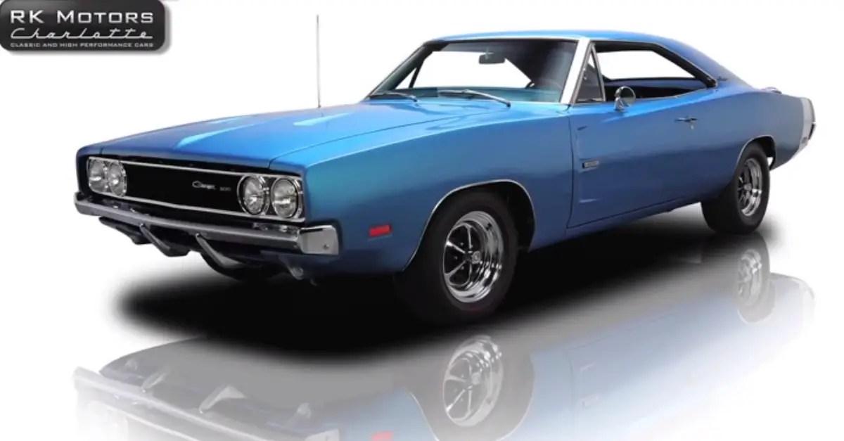 1969 Dodge Charger 500 hemi mopar muscle car