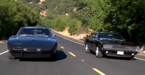 1969 dodge charger daytona mopar muscle car