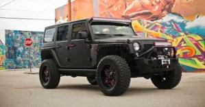 wrangler jeep custom vehicle