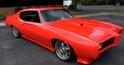 1969 Pontiac GTO Judge tribute muscle car judgemental