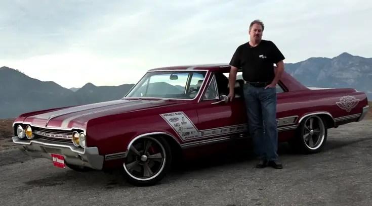 robert mcgaffin 1965 oldsmobile cutlass f-85 custom