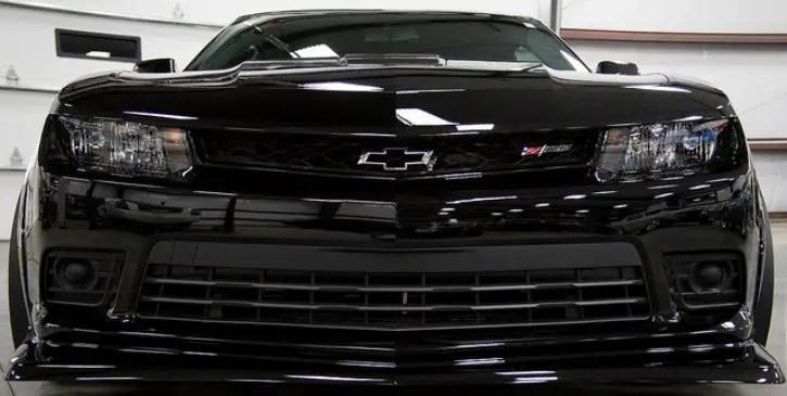 sinister 2014 chevrolet camaro z28 muscle car hot cars. Black Bedroom Furniture Sets. Home Design Ideas