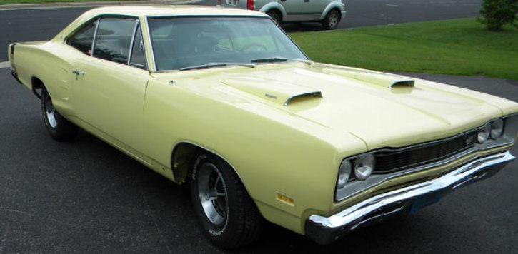 numbers matching 1969 dodge super bee for sale