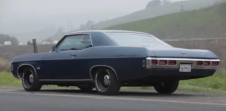 1969 chevrolet impala super sport