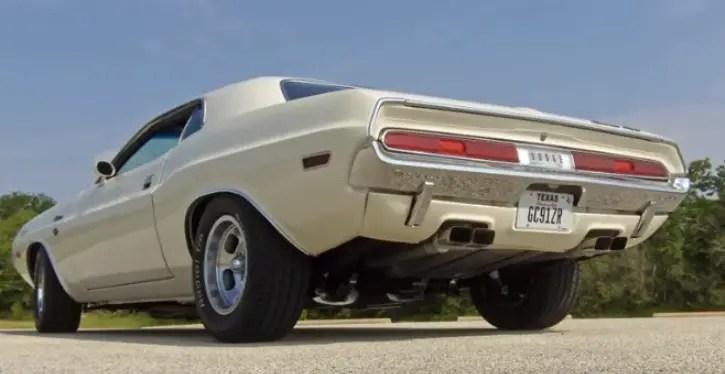 BEAUTIFUL ALPINE WHITE 1970 DODGE CHALLENGER | HOT CARS