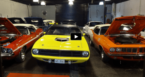 tom lembeck collection of rare mopar muscle cars