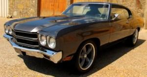 custom built 1970 chevy chevelle
