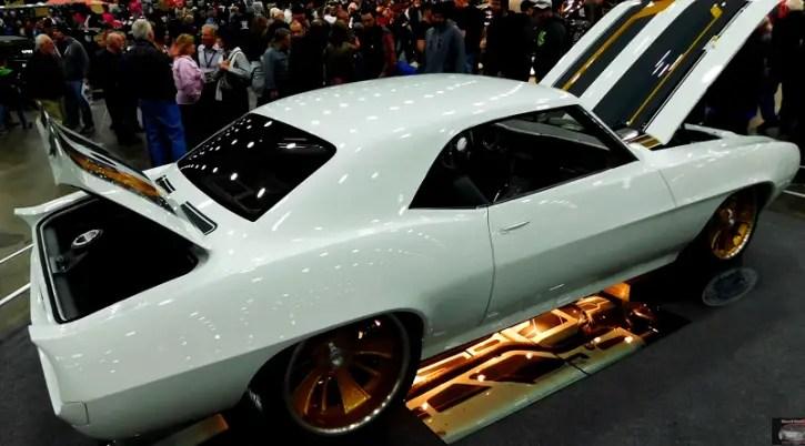 custom built 1969 camaro 2016 autorama