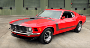 1970 ford mustang boss 302 brothers collection