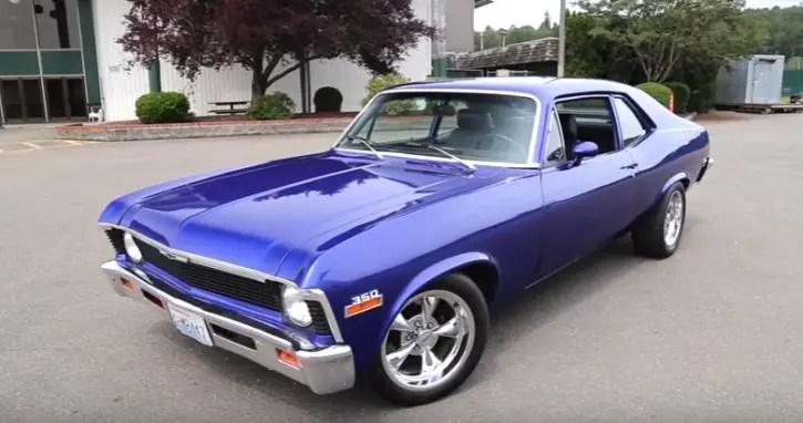 Custom 1972 Chevy Nova 383 Stroker Video Review Hot Cars