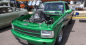 blown 1991 dodge dakota pro street truck
