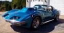1972 chevrolet corvette show car