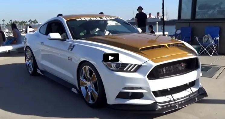 Hertz Cars For Sale >> Kenne Bell Hurst Mustang S550 R-Code Video Review | HOT CARS