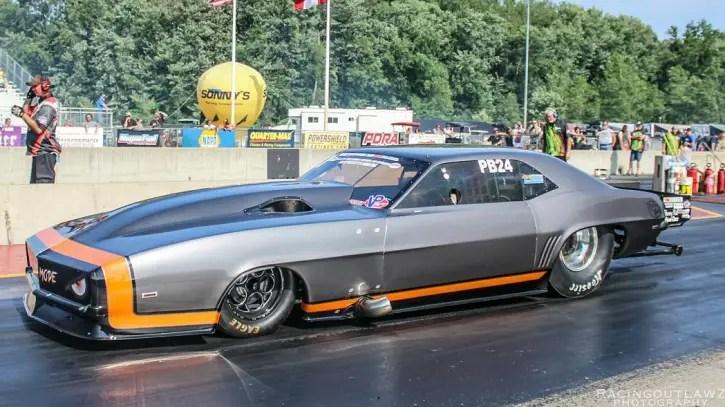 tom bailey beast mode camaro drag racing