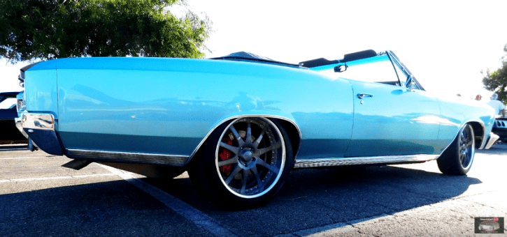 convertible 1966 chevy chevelle custom build