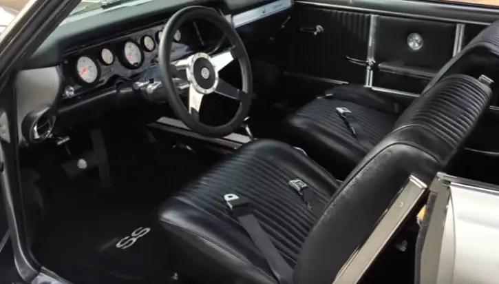 1964 chevy chevelle malibu ss restoration