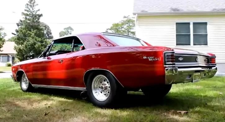 427 big block 1967 chevy chevelle build