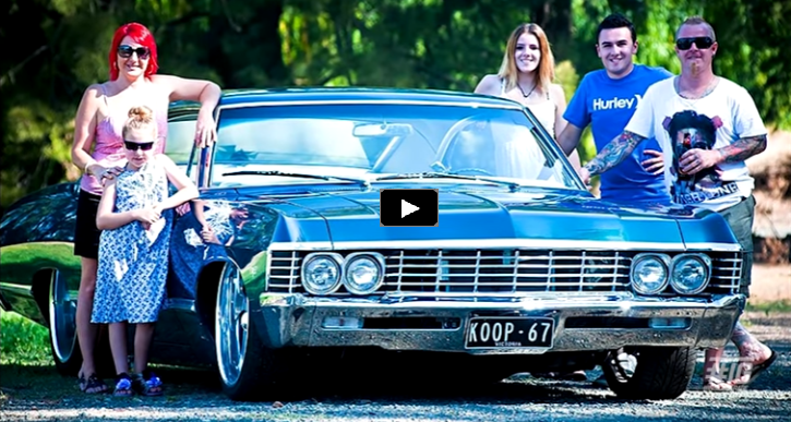 custom built 1967 chevy impala 327 automatic