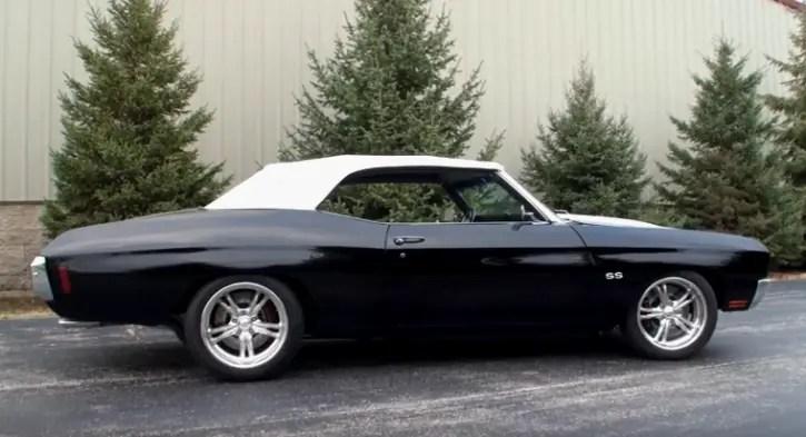 custom 1970 chevelle ls3 schwartz performance