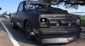twin turbo chevy truck cornfed 2.0 drag racing