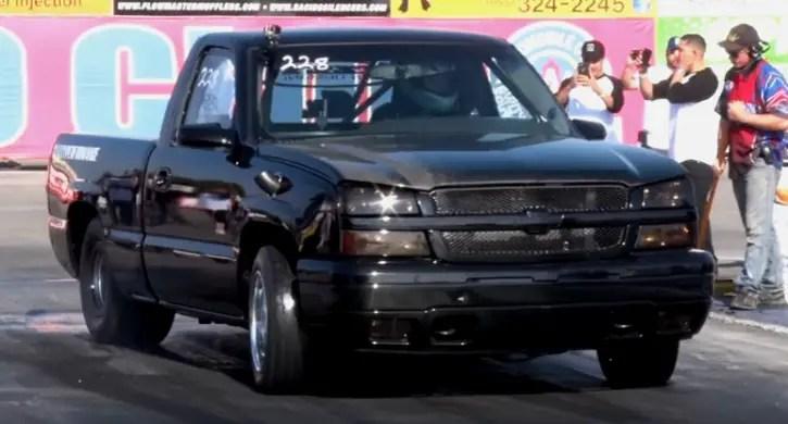 chevy silverado lsx truck black mamba