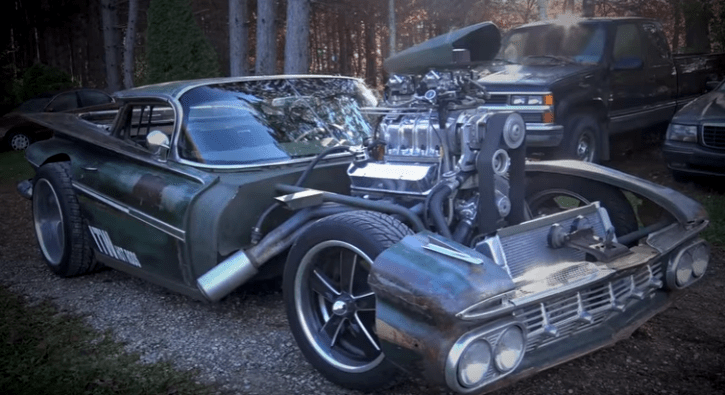 blown 1959 chevy el camino build itw hot rods