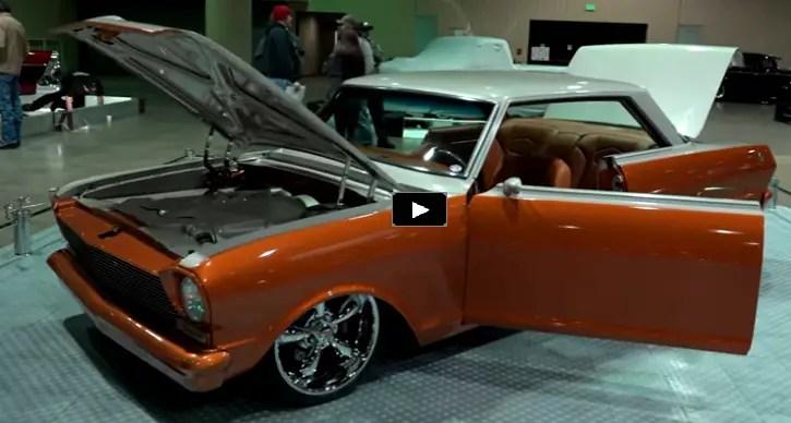 1963 chevy nova show car