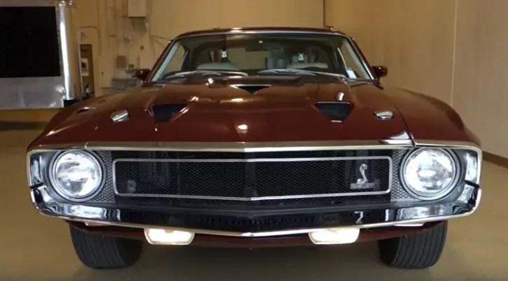 1969 mustang shelby gt500 restoration