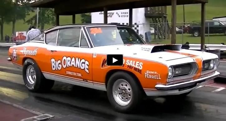 Dodge Dart Turbo >> Cool Super Stock Plymouth Barracuda Drag Racing | HOT CARS