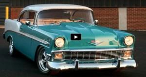 1956 chevy bel air 350 custom