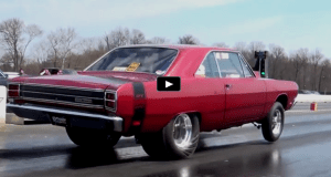 10 second dodge dart gt drag racing