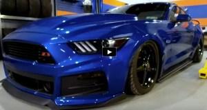 twin turbocharged 2017 mustang gt custom
