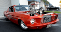 1000hp 1967 ford mustang pro street